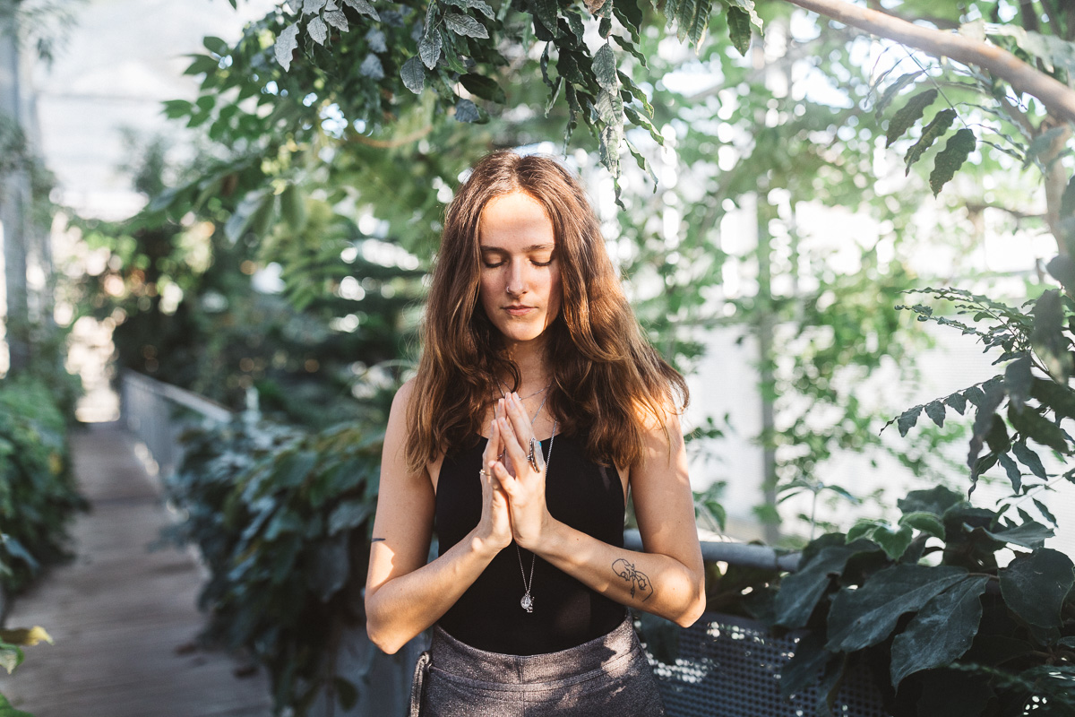 Am Katarina Model wild thing - yoga with heart. katarina. | nastjah